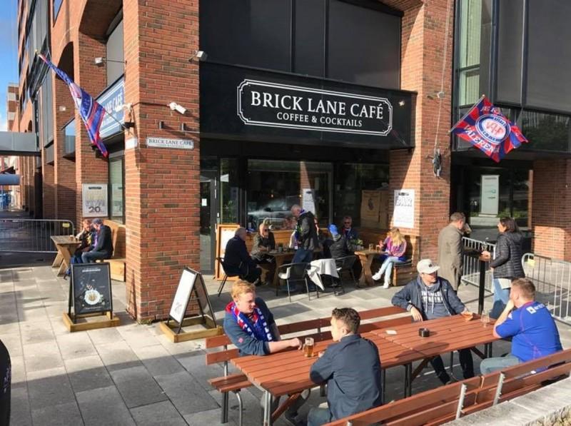 Brick Lane G7