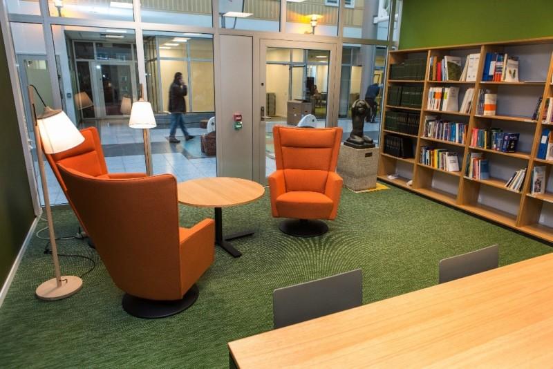NHKF bibliotek